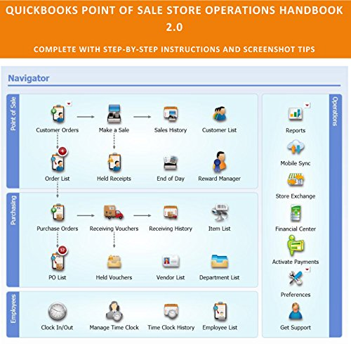 QuickBooks Point of Sale Store Operations Handbook 2.0 free download