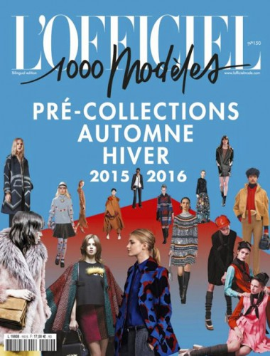L'Officiel Mode 1000 Modeles - Fall Winter 2015-2016 free download