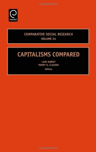 Capitalisms Compared, Volume 24 (Comparative Social Research) free download