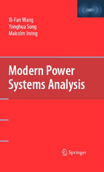 Modern Power Systems Analysis free download