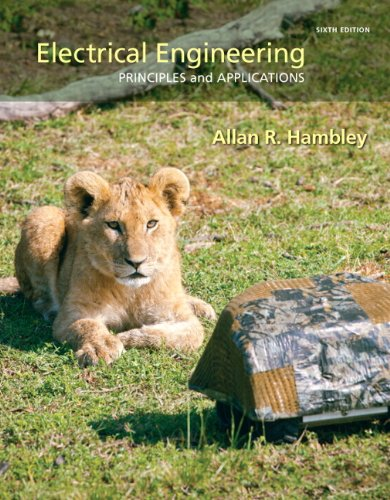 Electrical Engineering: Principles & Applications (6th Edition) free download