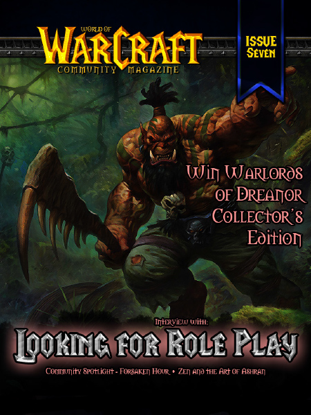 World of Warcraft Community #7, 2015 free download