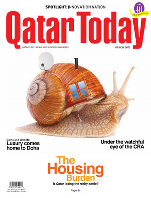 Qatar Today - March 2015 free download