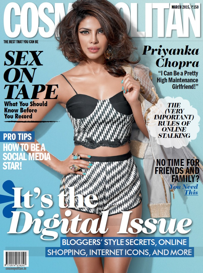 Cosmopolitan India - March 2015 free download