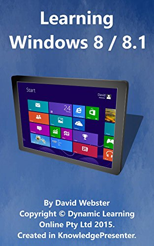 Introduction to Windows 8/8.1: Learn All About Windows 8 / Windows 8.1 free download