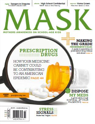 MASK The Magazine - Spring 2015 free download