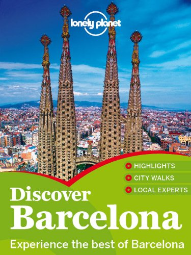 Lonely Planet Discover Barcelona (Travel Guide) free download