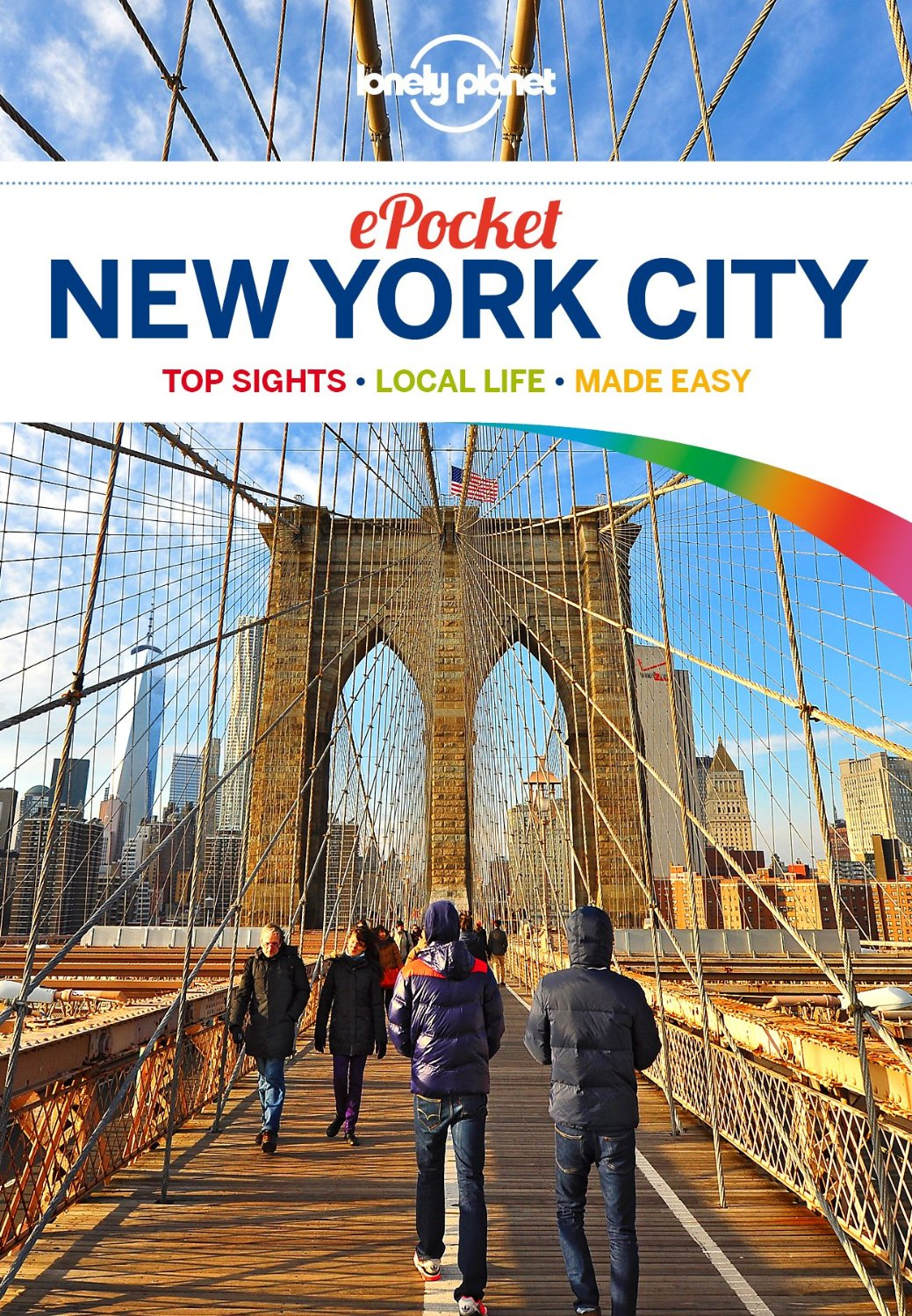Lonely Planet Pocket New York City (Travel Guide) free download
