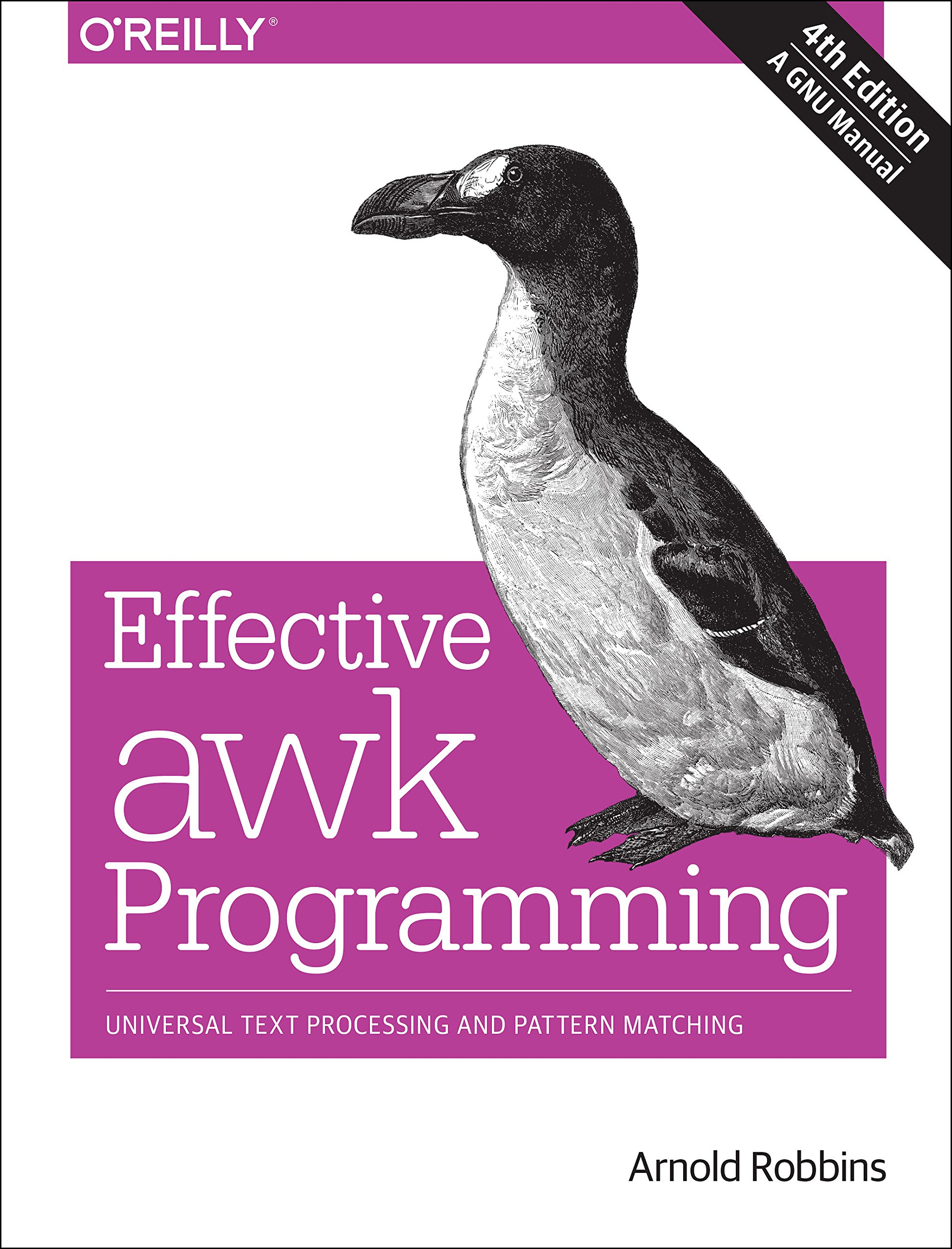 Effective awk Programming: Universal Text Processing and Pattern Matching free download