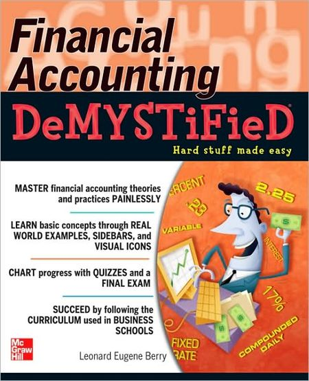 Financial Accounting DeMYSTiFieD free download
