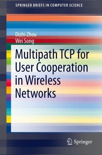 Multipath TCP for User Cooperation in Wireless Networks free download