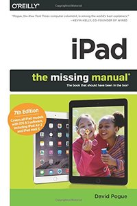 iPad: The Missing Manual free download