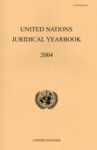 United Nations Juridical Yearbook 2004 free download