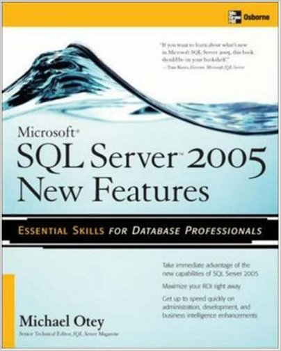 Microsoft SQL Server 2005 New Features free download