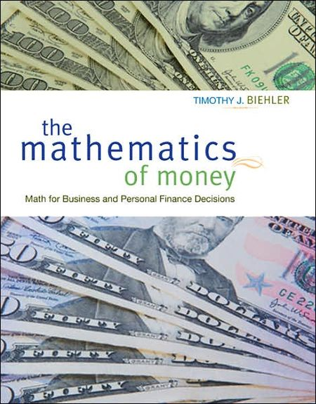 math for business and finance The basics of financial mathematics spring 2003 richard f bass department of mathematics university of connecticut these notes are c 2003 by richard bass they may be used for personal use or class use, but not for commercial purposes.