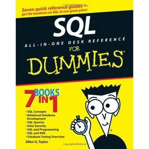 SQL All-in-One Desk Reference For Dummies free download