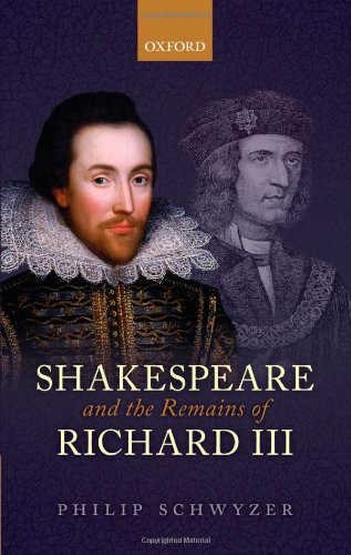 Shakespeare and the Remains of Richard III free download
