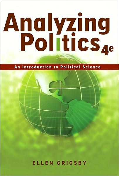 Analyzing Politics (4th Edition) free download