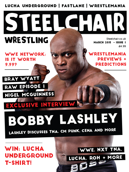 Steelchair Wrestling #1 - March 2015 free download