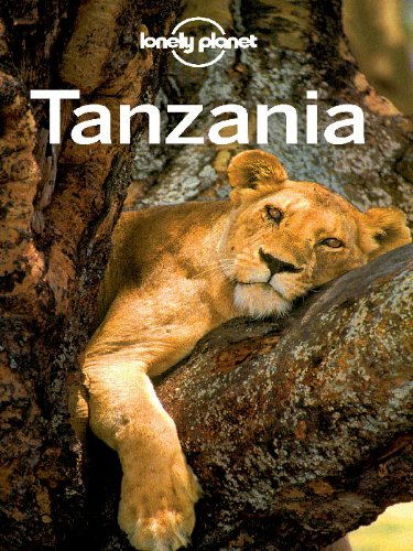 Lonely Planet Tanzania (Travel Guide) free download