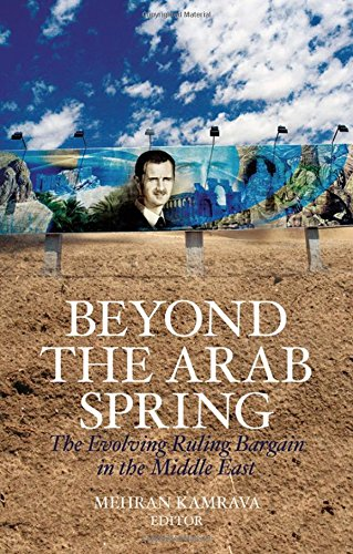 Beyond the Arab Spring: The Evolving Ruling Bargain in the Middle East free download