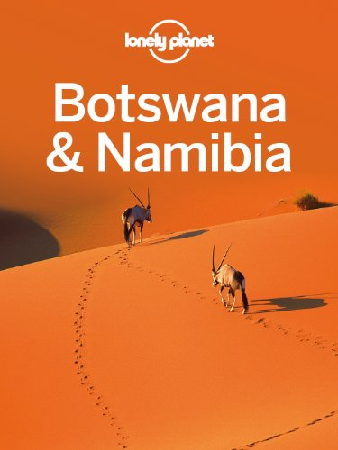 Lonely Planet Botswana & Namibia (Travel Guide) free download