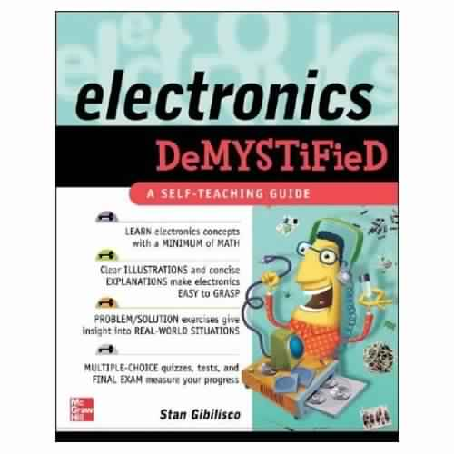 Electronics Demystified - Stan Gibilisco free download