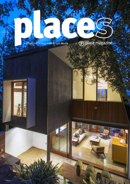 Places Magazine #7+8 - March 2015 free download