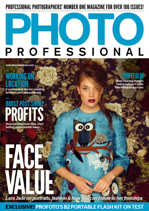 Photo Professional - Issue 104, 2015 free download