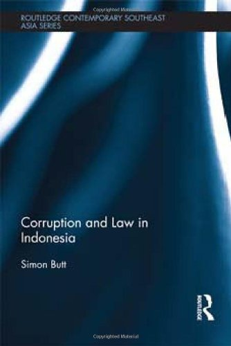 Corruption and Law in Indonesia free download