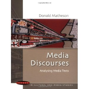 Media Discourses free download