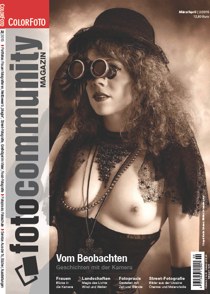Colorfoto Fotocommunity Magazin Marz April No 02 2015 free download