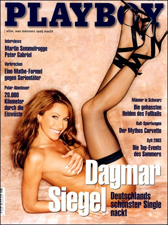 Playboy's Magazine - August 2003 (Germany) free download