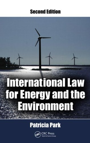 International Law for Energy and the Environment, Second Edition free download