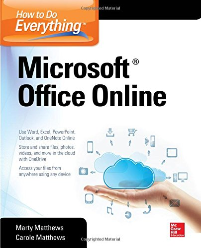 How to Do Everything: Microsoft Office Online free download