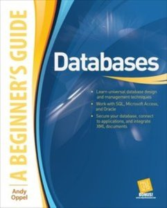 Databases A Beginner's Guide free download
