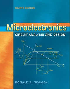 Microelectronics: Circuit Analysis and Design (4th Edition) free download