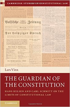 The Guardian of the Constitution: Hans Kelsen and Carl Schmitt on the Limits of Constitutional Law free download