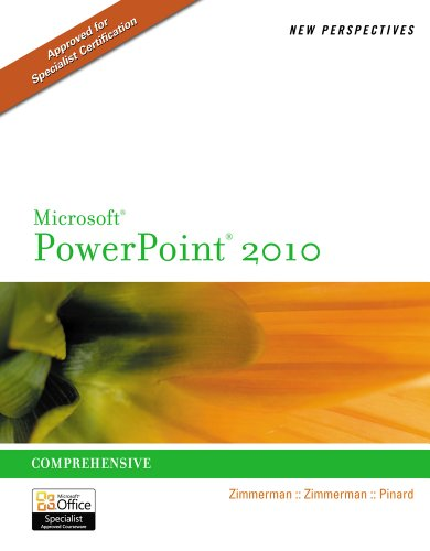 New Perspectives on Microsoft PowerPoint 2010, Comprehensive free download