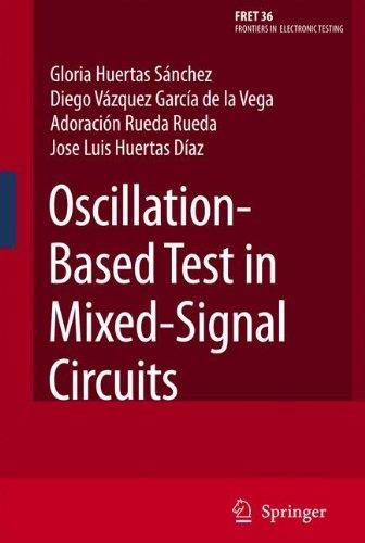 Oscillation-Based Test in Mixed-Signal Circuits free download