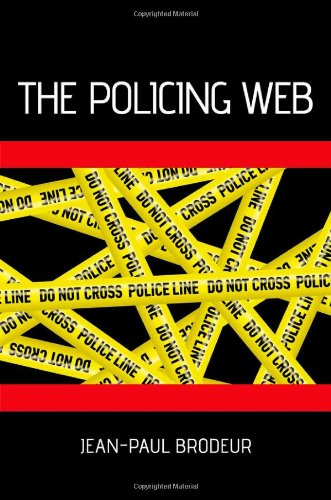 The Policing Web (Studies in Crime and Public Policy) free download