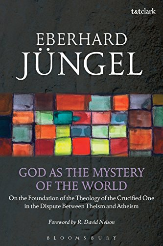 God as the Mystery of the World free download