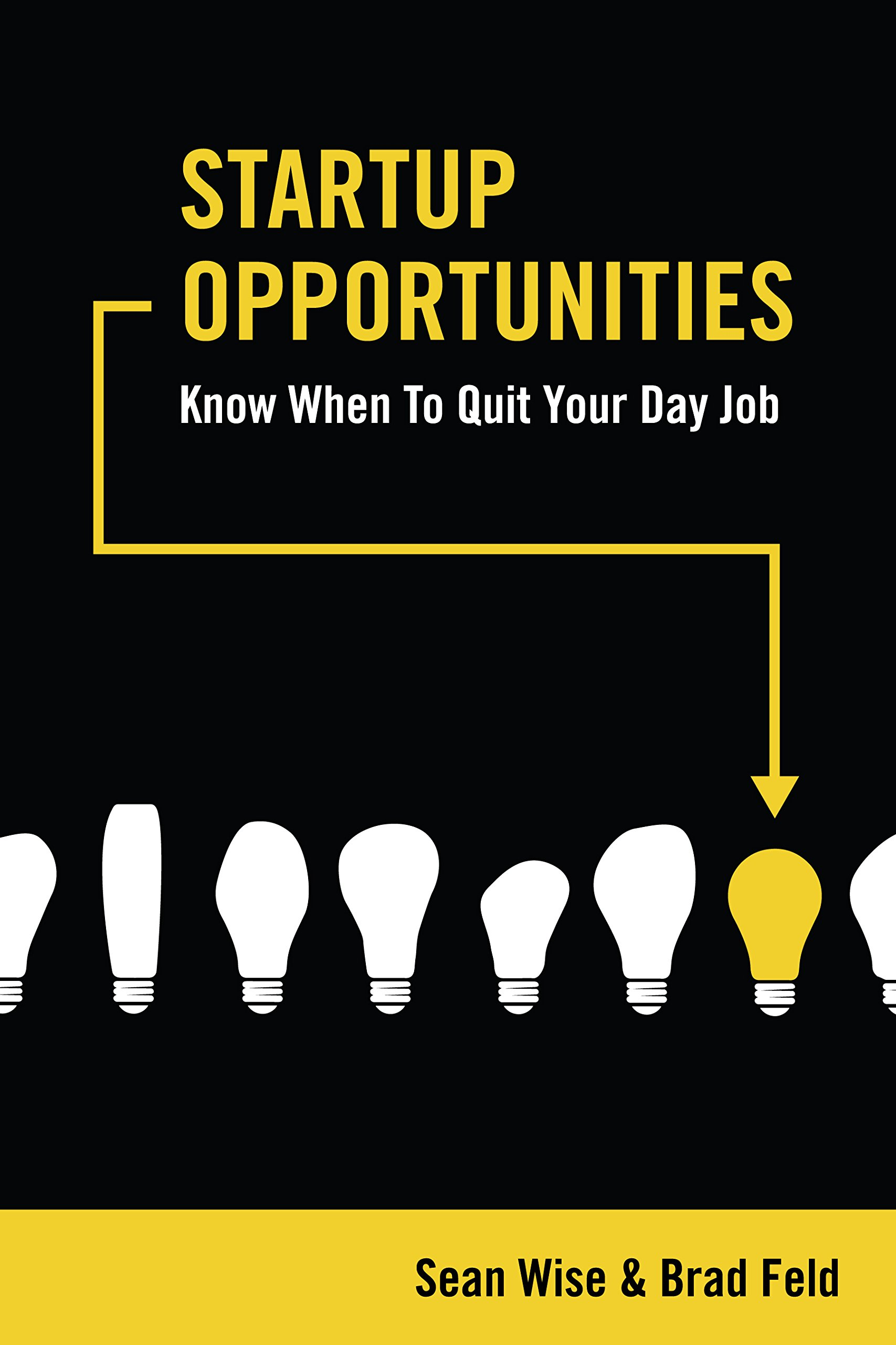 Startup Opportunities: Know When to Quit Your Day Job free download
