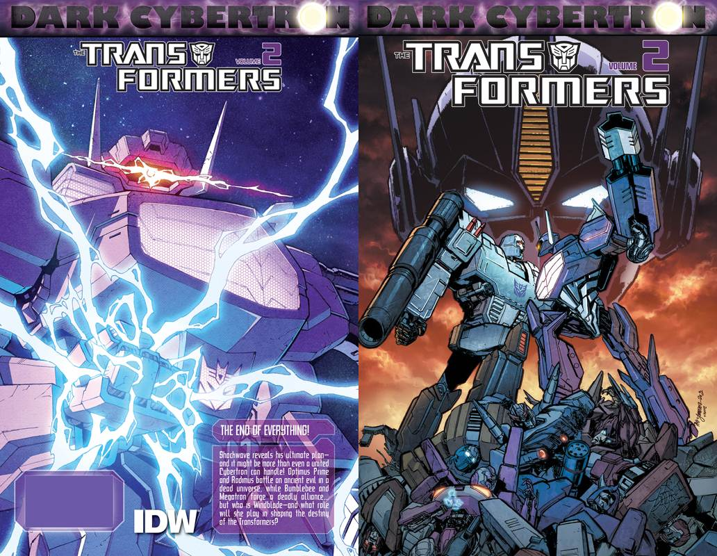 The Transformers - Dark Cybertron Vol. 02 (2014) free download