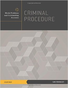 Criminal Procedure: Model Problems and Outstanding Answers free download