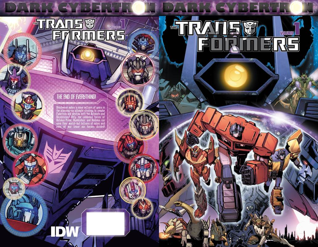 The Transformers - Dark Cybertron Vol. 01 (2014) free download