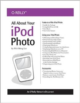 All About Your Ipod Photo free download
