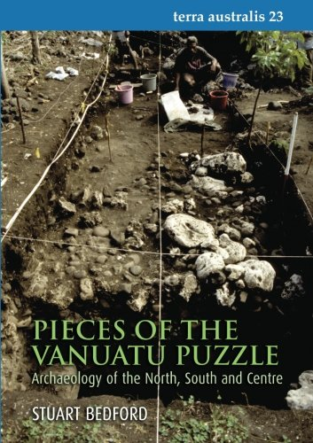 Pieces of the Vanuatu Puzzle: Archaeology of the North, South, and Centre free download