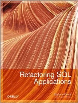 Refactoring SQL Applications free download