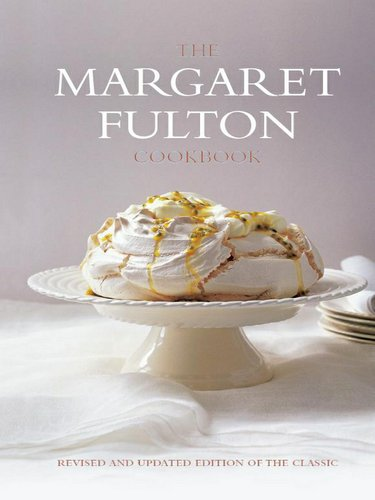 The Margaret Fulton Cookbook free download